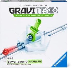 GraviTrax Hammer Kugelbahn Ravensburger 748956800000 Bild Nr. 1