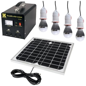 SunPower Solar Power Set 15W Steffen 612632100000 N. figura 1