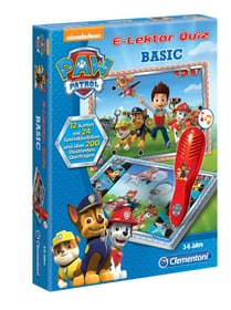 Paw Patrol E-Lektor Quiz Basic (DE) Multimédia Clementoni 747478900000 Photo no. 1