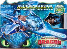 Dragons Fire Breathing Toothless Spielfigur Spin Master 748894500000 Bild Nr. 1
