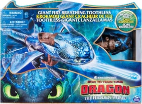 Krokmou géant cracheur de feu Dragon Spin Master 748894500000 Photo no. 1
