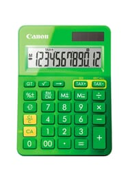 LS-123K Calcolatrice verde