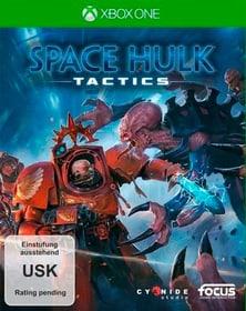 Xbox One - Space Hulk: Tactics Box 785300137757 Photo no. 1