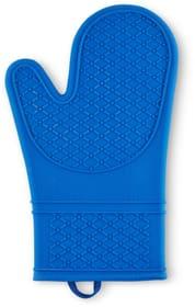 Gant de cuisine Cucina & Tavola 700345400040 Dimensions L: 18.0 cm x H: 30.0 cm Couleur Bleu Photo no. 1