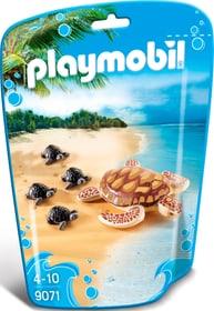 Playmobil Family Fun Wasserschildkröte mit Babys 9071