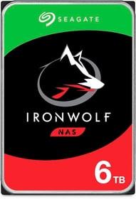 IronWolf 6TB HDD Intern Seagate 785300155573 Bild Nr. 1