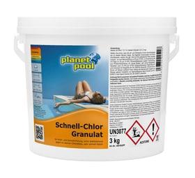 Granulato di cloro d'urto