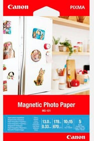 MG-101 Magnetic Photo Paper glossy Fotopapier Canon 798257100000 Bild Nr. 1