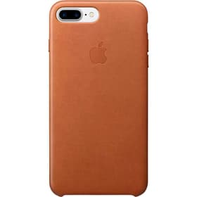 iPhone 7 Plus Leder Case Sattelbraun