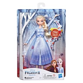 Frozen 2 Sing Elsa Puppe (DE) Bambole Disney 747518490000 Lingua _DE N. figura 1