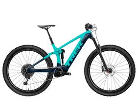 "Rail 7 29"" bibicletta elettrica (mountain bike) Trek 463378100444 Colore turchese Dimensioni del telaio M N. figura 1"