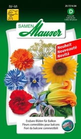 Essbarer Blueten für Balkon Gemüsesamen Samen Mauser 650157300000 Bild Nr. 1