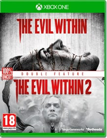 Xone - The Evil Within Double Feature D Box 785300158817 Photo no. 1