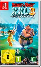 NSW - Asterix & Obelix XXL 3: Il menhir di cristallo D Box 785300154299 N. figura 1