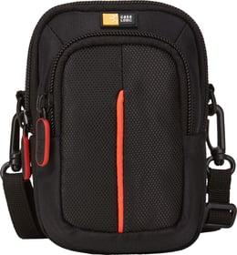 Advanced Point & Shoot schwarz/rot Kompaktkamera Tasche Case Logic 793184100000 Bild Nr. 1