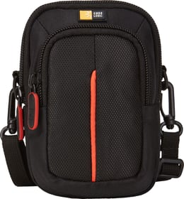 Advanced Point & Shoot noir/rosso Case Logic 793184100000 N. figura 1