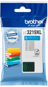 LC-3219XLC cyan Tintenpatrone Brother 798540900000 Bild Nr. 1
