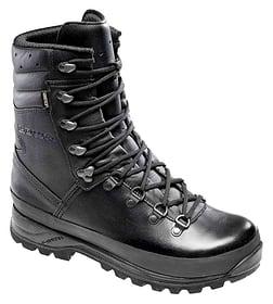 Combat Boot GTX WXL Chaussures de travail pour homme Lowa 473336446520 Taille 46.5 Couleur noir Photo no. 1