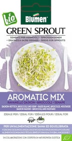 Sementi Germogli Aromatic Mix 40g Sementi germogliati Blumen 650242100000 N. figura 1