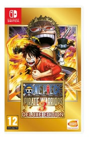 Switch - One Piece: Pirate Warriors 3 (F) Box 785300132969 Bild Nr. 1