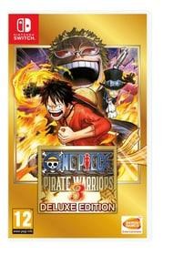 Switch - One Piece: Pirate Warriors 3 (I) Box 785300132971 Bild Nr. 1