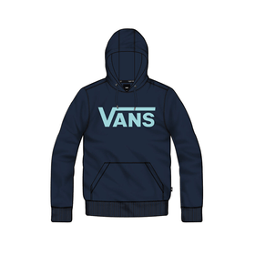 VANS CLASSIC PO HOODIE II Pullover da uomo Vans 466700900443 Taglie M Colore blu marino N. figura 1