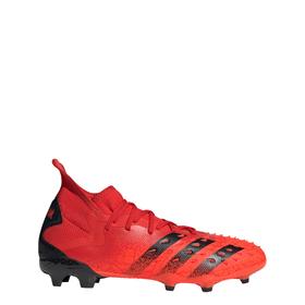 Predator Freak.2 FG Scarpa da calcio Adidas 493099045030 Taglie 45 Colore rosso N. figura 1