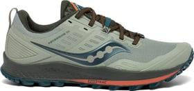Peregrine 10 Chaussures de course pour homme Saucony 465317542080 Taille 42 Couleur gris Photo no. 1