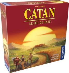 Catan - Le jeu de base (FR) Jeux de société 749002890100 Photo no. 1