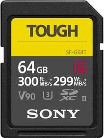 SF-G Tough SDXC UHS-II 64GB 300MB/s Sony 785300145224 Photo no. 1