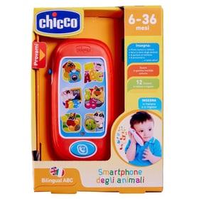 ABC Animal Smartphone (I) Jeux éducatifs Chicco 746381690200 Langue Italien Photo no. 1