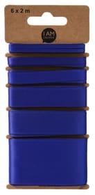 Satinband, Blau, 666535700000 Bild Nr. 1