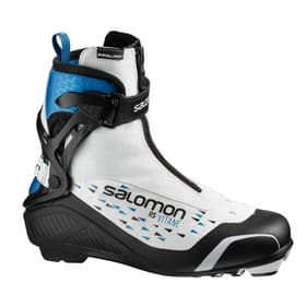 RS Vitane Prolink Chaussures de ski de fond pour femme Salomon 495209237510 Couleur blanc Taille 37.5 Photo no. 1