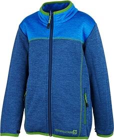 Veste powerstretch pour garçon Trevolution 472361510440 Taille 104 Couleur bleu Photo no. 1