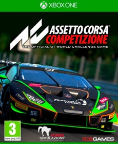 Assetto Corsa Competizione Box 785300152910 Photo no. 1