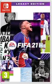 NSW - FIFA 21 Legacy Edition Box 785300154010 Bild Nr. 1