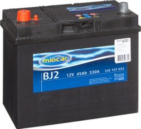 Batterie de voiture BJ2 12V 45Ah 330A