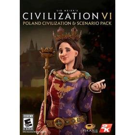 PC - Sid Meier's Civilization VI Poland Civilization & Scenario Pack Download (ESD) 785300133866 N. figura 1