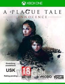 Xbox One - A Plague Tale: Innocence D Box 785300142621 Bild Nr. 1