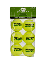 Academy Stage 1 Tennisball Tretorn 491564400000 Bild-Nr. 1