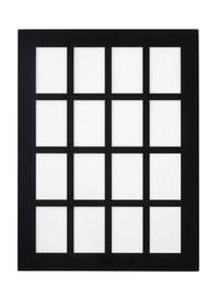 ANATOL Passe-partout 439005106020 Couleur Noir Dimensions L: 60.0 cm x P: 0.1 cm x H: 80.0 cm Photo no. 1