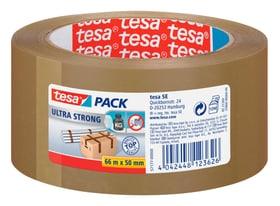 tesapack® ultra strong 66m:50mm brun Rubans adhésifs Tesa 663075000000 Photo no. 1