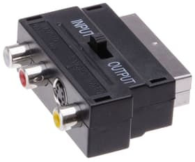 Adaptateur Scart IN et OUT