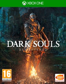 Xbox One - Dark Souls: Remastered (D) Box 785300132693 Photo no. 1