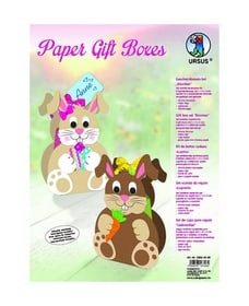 Paper Gift Box I AM CREATIVE 666477700000 N. figura 1