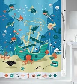 Duschvorhang Pirates spirella 675269300000 Bild Nr. 1