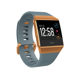 Ionic Cardiofréquencemètre Fitbit 463027500034 Couleur orange Taille 000 Photo no. 1