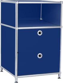 FLEXCUBE Korpus 401816400040 Grösse B: 40.0 cm x T: 40.0 cm x H: 62.5 cm Farbe Blau Bild Nr. 1
