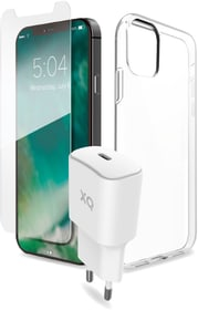 Starter Kit iPhone 12 /12 Pro Custodia XQISIT 798688500000 N. figura 1