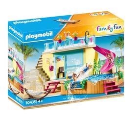 PLAYMOBIL 70435 Bungalow avec piscine 748035400000 Photo no. 1